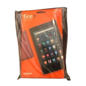 Fire 7 Tablet (9th Gen) in Plum 32 GB NIB SEALED